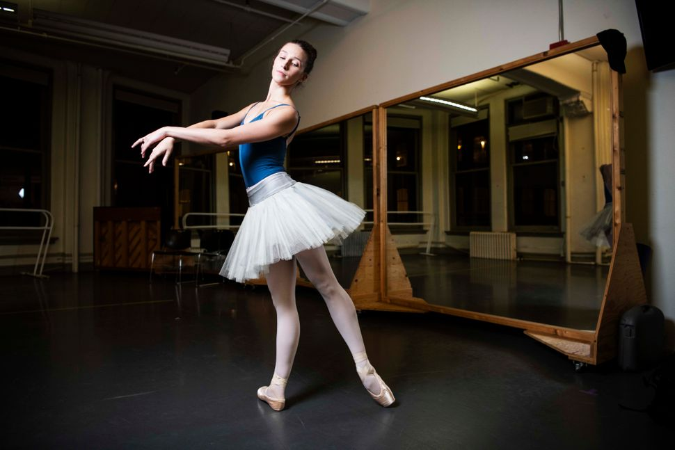 I M A Professional Ballet Dancer And This Is What I Wear To Work Huffpost Life