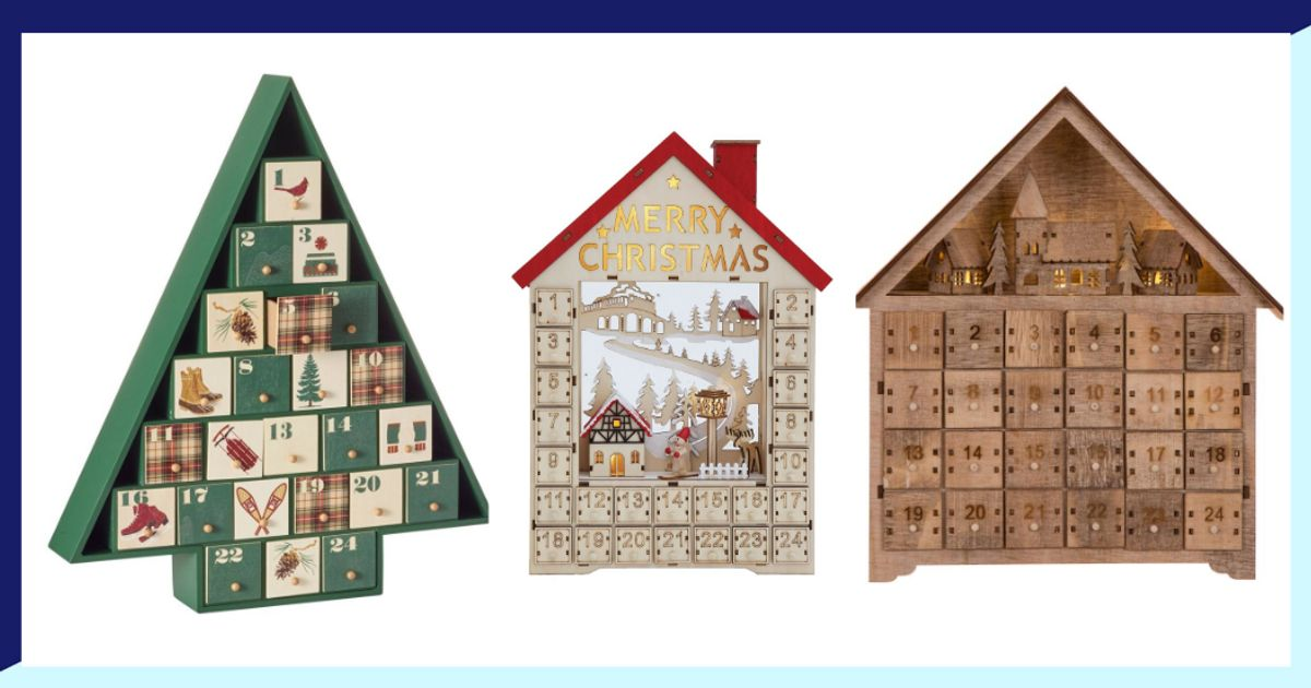 the best advent calendars of 2019 including chocolate. Black Bedroom Furniture Sets. Home Design Ideas