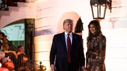 Donald Trump cree que Melania no lloraría por él si le