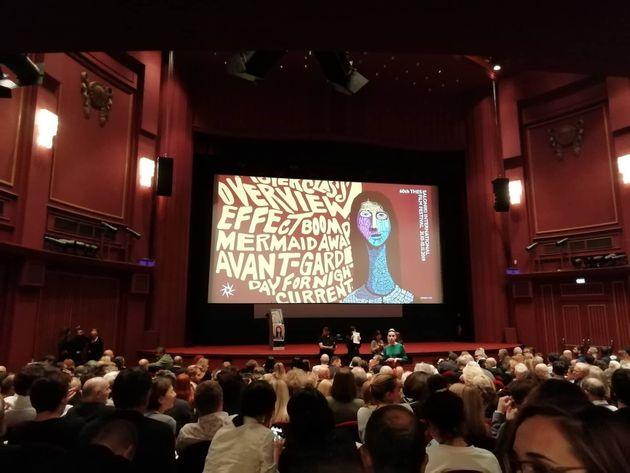 Πρεμιέρα του 60ου Φεστιβάλ Κινηματογράφου Θεσσαλονίκης στον κινηματογράφο