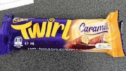 A New Cadbury Caramilk Hybrid Is