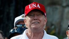 Trump Sekarang Resmi Menjadi 'Pria Florida,' Dan Pengguna Twitter Akan Kacang-Kacangan