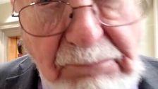 GOP-Gesetzgeber-Kopf-Butts-Kamera, Anstatt die Antwort auf Eine Frage Zu Trump