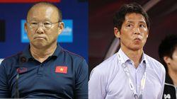 니시노가 베트남 대표팀을 비판했고, 박항서는 강하게