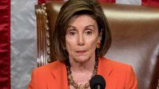 Pelosi公開方法の共和党とを揺さぶImpeachment問い合わせ