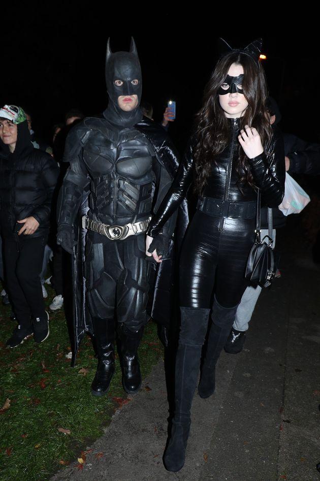 Liam Payne and his girlfriend Maya
