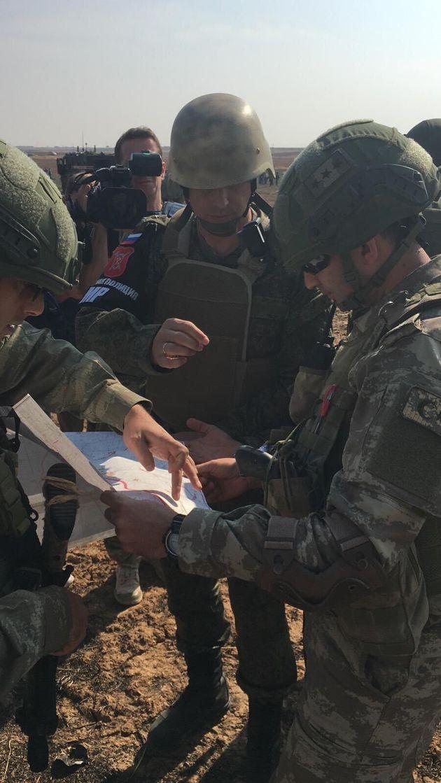 Τουρκία και Ρωσία ξεκίνησαν κοινές περιπολίες στη βορειοανατολική