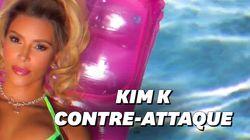 Pour Halloween, Kim Kardashian rejoue