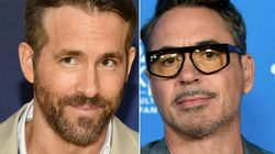 Ryan Reynolds Has Tastiest Response To Robert Downey Jr.'s 'Eat Me'