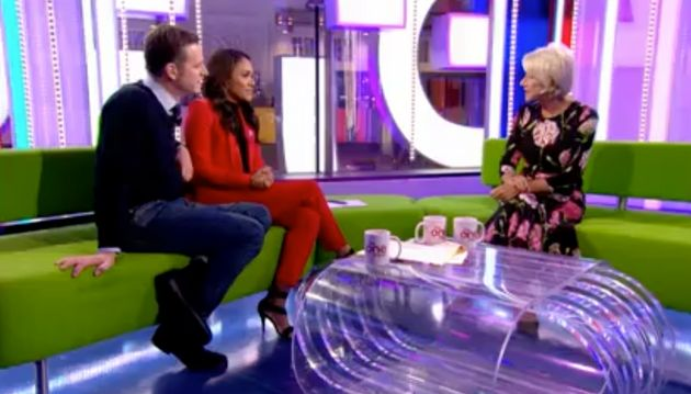Helen was on The One Show to chat about her Sky Atlantic drama Catherine The