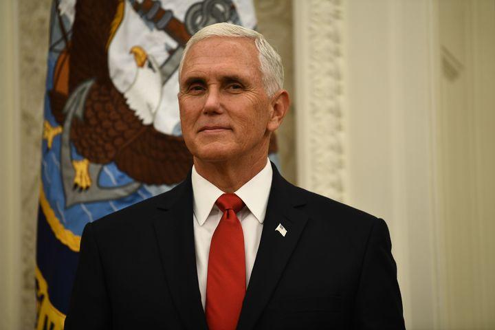 <em>Le nom du vice-président est revenu plusieurs fois dans l'affaire des contacts de Donald Trump avec l'Ukraine. </em>