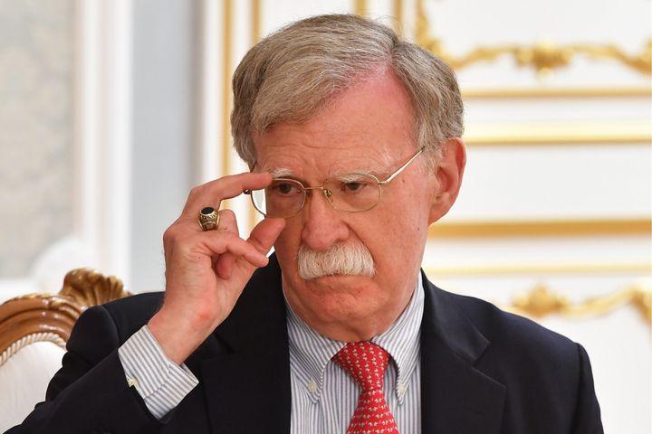 <em>John Bolton a accepté de témoigner devant le Congrès s'il était cité à comparaître. </em>