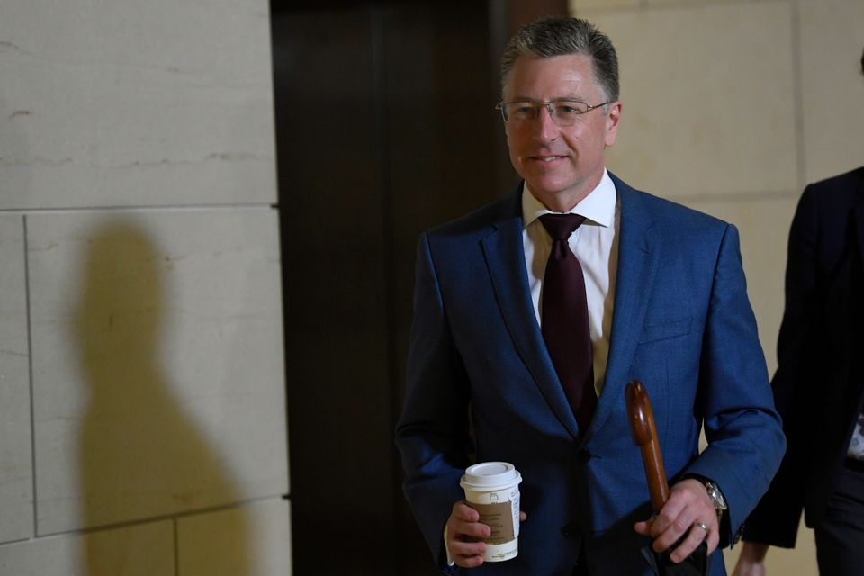 Kurt Volker à Washington le 16