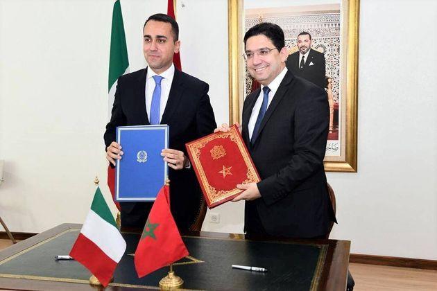 Cette déclaration a été signée par le ministre des Affaires étrangères, de la coopération africaine et...