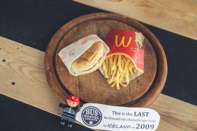 Αγόρασε γεύμα από τα McDonald's πριν 10 χρόνια και είναι σαν να μην πέρασε