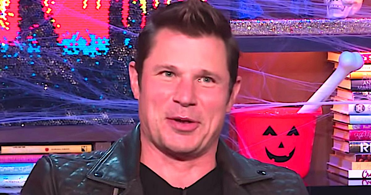 Nick Lachey Dishes On His Date With Kim Kardashian
