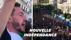 Mobilisation massive à Alger pour une
