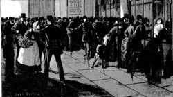 Quand la Morgue de Paris était une véritable attraction