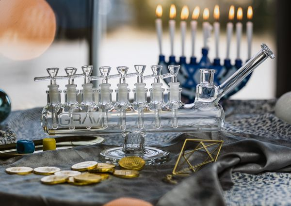 "Hanukkah only lasts for eight crazy nights. But you can keep the fun going all year long with this <a href=""https://grav.com/"