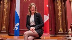 Nouvelle controverse autour de Catherine Dorion et de sa photo à l'Assemblée