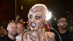 Heidi Klum a mis 12 heures pour mettre son costume