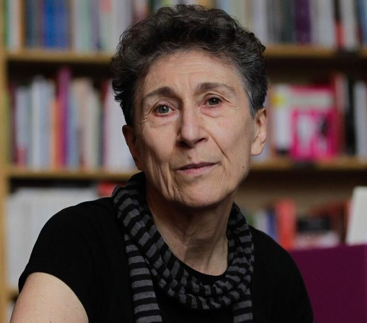 "Silvia Federici, author of ""Caliban and the Witch."""