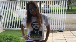 Promotora que vestiu a camisa de Bolsonaro nas eleições se afasta do Caso