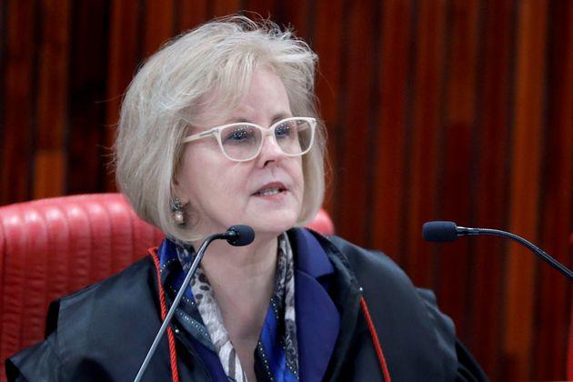 A ministra Rosa Weber é relatora da consulta sobre mulheres no comando dos partidos no Tribunal...