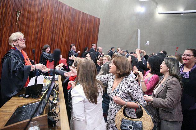 Julgamento do TSE que determinou mínimo de 30% do Fundo Eleitoral para candidaturas femininas...
