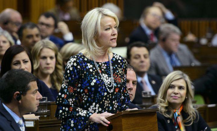 MP Candice Bergen