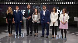 El agrio debate 'a siete' o cómo Álvarez de Toledo vive para la