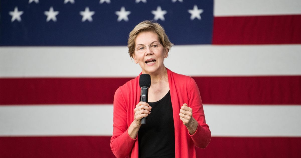 For Elizabeth Warren, The Wealth Tax Is About More Than Money