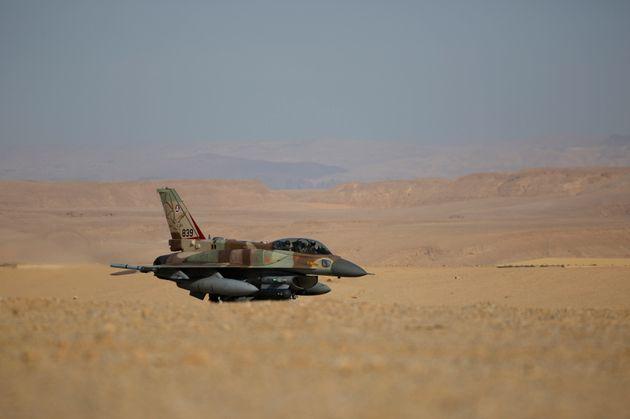 Ισραηλινά αεροπορικά πλήγματα στη