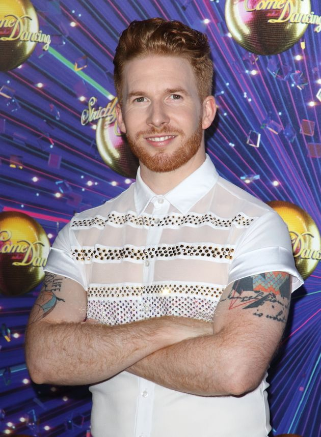 Neil Jones will miss a second Strictly live