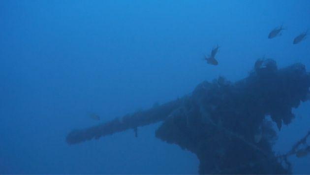 Υποβρύχιο που είχε εξαφανιστεί στον Δεύτερο Παγκόσμιο Πόλεμο βρέθηκε στα ανοιχτά της