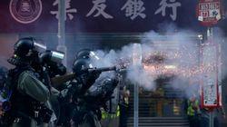 Νέες διαδηλώσεις στο Χονγκ Κονγκ - Βανδαλισμοί στα γραφεία του κινεζικού πρακτορείου