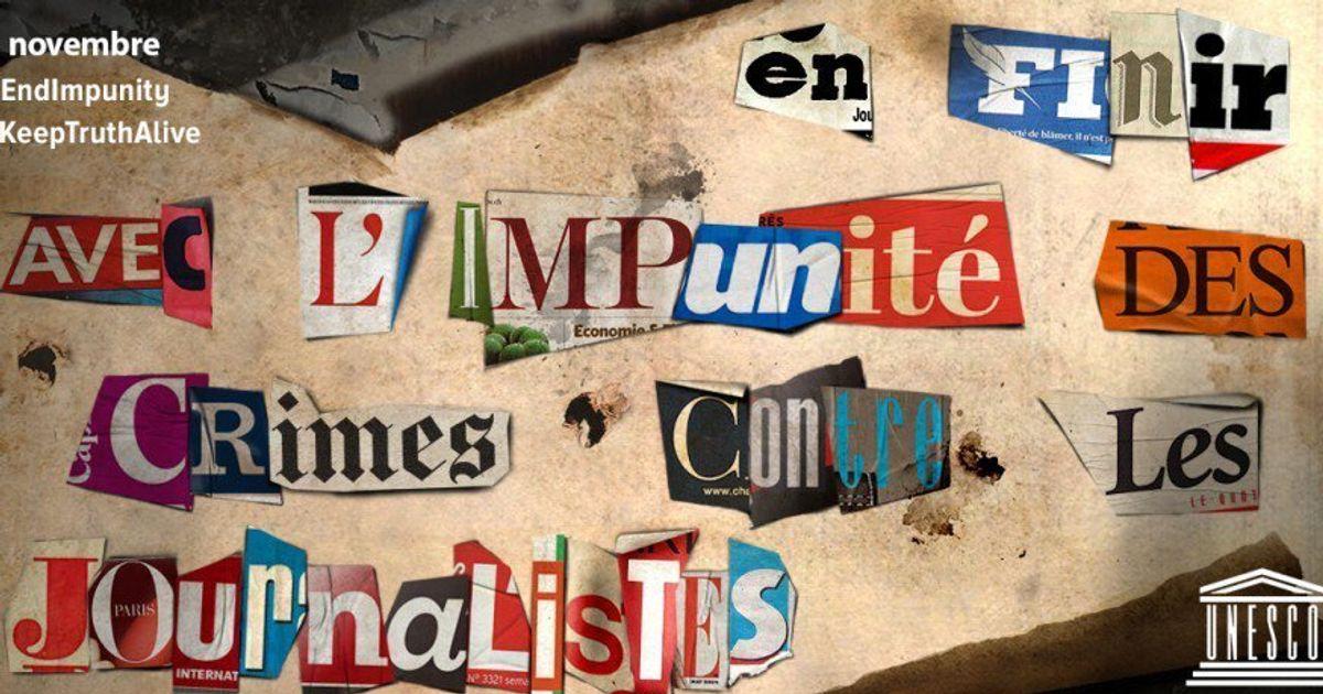 L'Unesco recense sur une carte les 1349 journalistes tués dans le monde depuis 1993