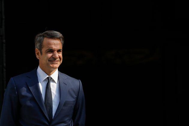 Μητσοτάκης στο Κινεζικό Πρακτορείο: «Η Ελλάδα είναι ανοιχτή στο εμπόριο και τις