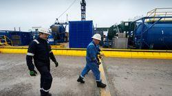 Gaz de schiste : Londres suspend la fracturation hydraulique par crainte des