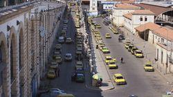 Grève illimitée des chauffeurs de taxi qui dénoncent les applications