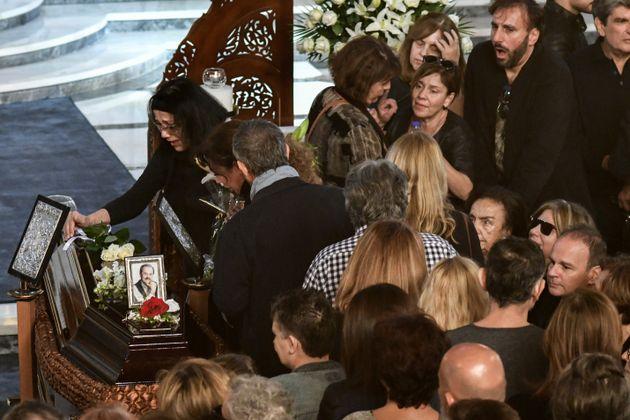 Κηδεία Γιάννη