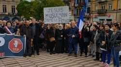 Plus d'un millier de personnes manifestent à Belfort pour dire