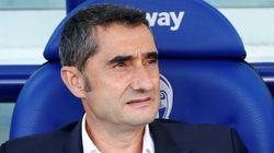 Twitter se llena de bromas sobre Valverde tras la derrota del Barcelona ante el
