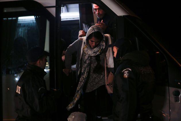 Μυτιλήνη: Ολοκληρώθηκε η μετακίνηση 795 αιτούντων