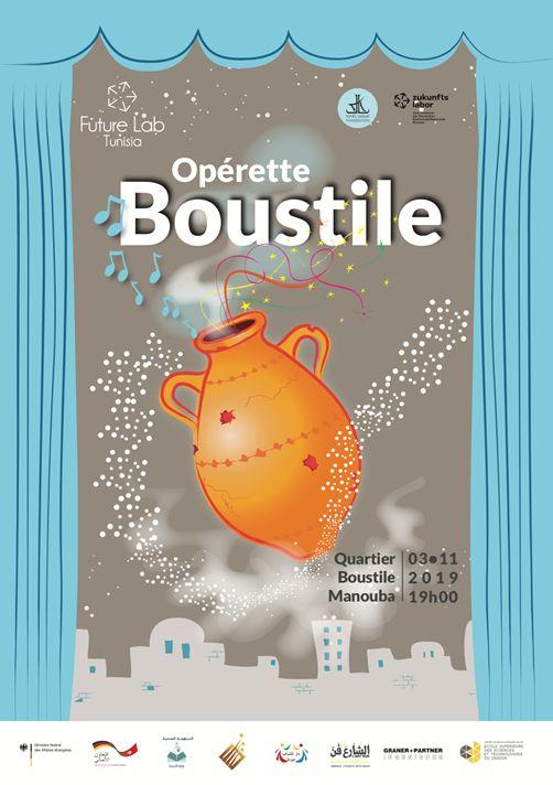 Affiche Opérette
