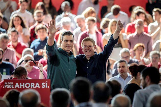 Sánchez y Ximo
