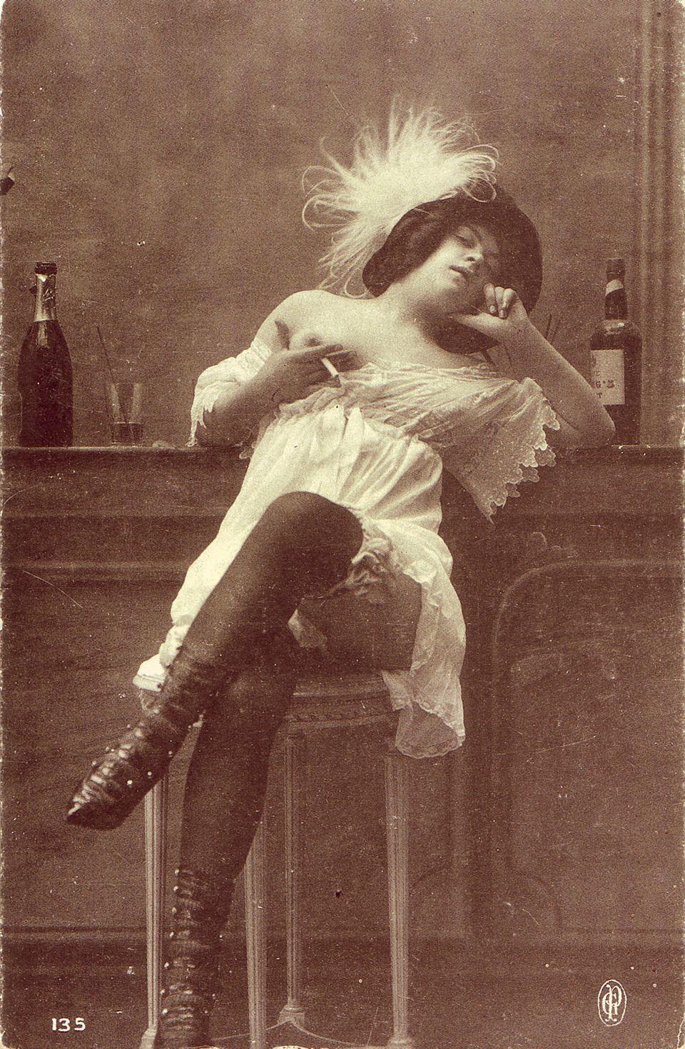 Κάρτ Ποστάλ - 1900