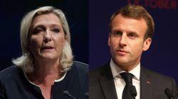 Macron et Le Pen au coude-à-coude au 1er tour de la présidentielle selon ce