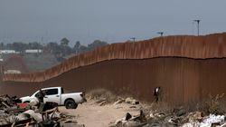 Des trafiquants ont franchi le mur de Trump en utilisant des