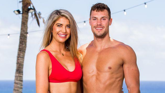 Love Island Australia's Anna McEvoy and Josh